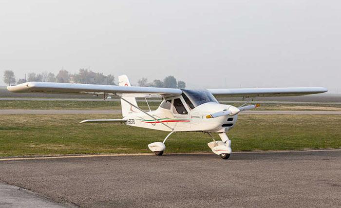 immagine professional aviation ultraleggero